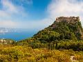 Pevnosť Angelokastro, Korfu