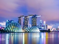 Rezort Marina Bay Sands,