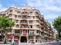 Casa Milá, Barcelona, Španielsko