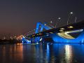 Most šejka Zayeda, Abú