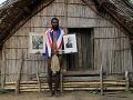 Domorodci na Vanuatu uctievali