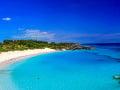 Pláž Horseshoe, Bermudy
