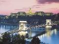 Budapešť - panoráma s
