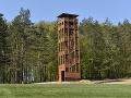 Vyhliadková veža pribudla nad