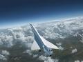 Nadzvukové lietadlo Overture