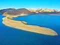 Jazero Rakas alebo Langak