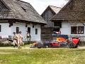 Krásy Slovenska a Českej