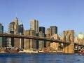 Pohľad na Manhattan a