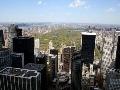 Výhľad na Central Park