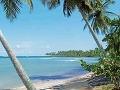 Pláže na ostrovčekoch Saona