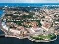 Vasiljevský ostrov vytvoril Peter