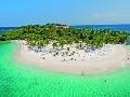 Na ostrove Cayo Levantado