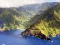 Na Havaji striedajú strmé