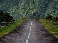 Tenzing-Hillary Airport, Nepál