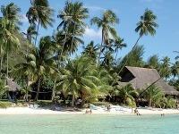 Pláže Fidži ako keby