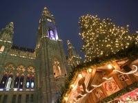 Vianočné trhy vo Viedni,