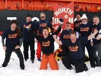 Sme na Severnom póle,