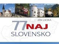 kniha 77 Naj Slovensko