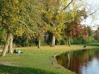 Vondelpark, Amsterdam, Holandsko
