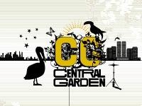 Parková oáza Central Garden