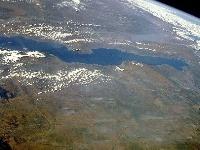 Jazero Tanganika, Východoafrická priekopová