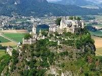Hochosterwitz, Rakúsko