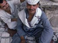 NA CESTÁCH Arabskí muži