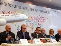 Turkish Arilines začnú lietať