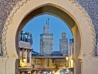 Brána Bab Bou Jeloud
