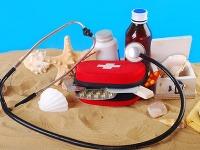 Lekárnička na dovolenke: Zoznam