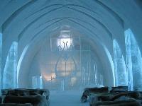 Hotel Jukkasjärvi, Švédsko