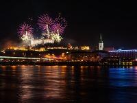 Silvester na Slovensku: Pozrite