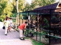 DOMA Najmenšia zoologická záhrada