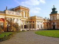 Varšava, hlavné mesto Poľska