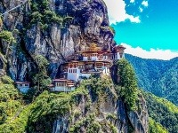 Paro Taktsang, Bhután