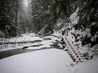 Zima v Slovenskom raji:
