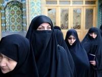 Návšteva Iránu: Ženy, ktoré