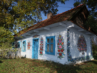 Zalipie, Poľsko