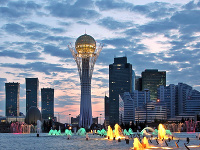Astana, Kazachstan