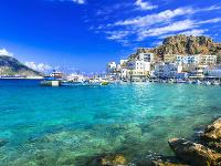 Ostrov Karpathos, Grécko