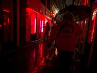 Štvrť červených svetiel v