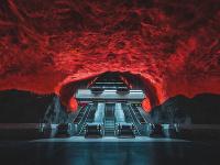 Stanica Solna Strand, Štokholm,