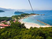 Ostrov Labadee – Haiti