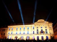 Obnovenú fasádu Divadla Jána