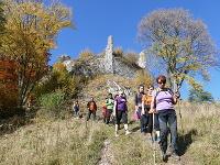 Sklabiňa, Znievsky hrad a Blatnica - tri poklady Turca