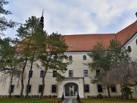 Budova Západoslovenského múzea v