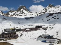 Veľkolepý záver sezóny v Rakúsku: Skvelá lyžovačka a koncert Lennyho Kravitza úplne zadarmo