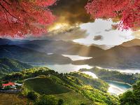 Taiwan - nádherný ostrov vysokých štítov