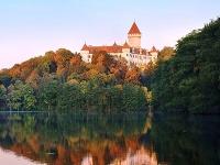 Zámok Konopiště, Česká republika