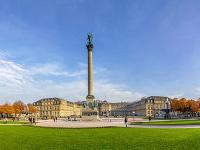 Námestie Schlossplatz, Stuttgart